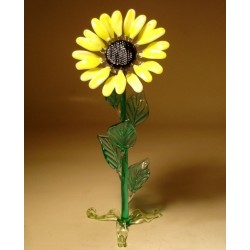 Glass Sunflower