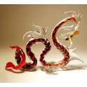Glass Chinese Dragon