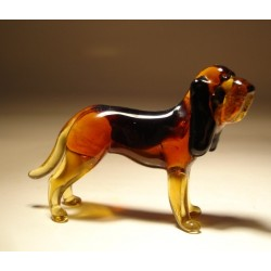 Glass Dog Bloodhound
